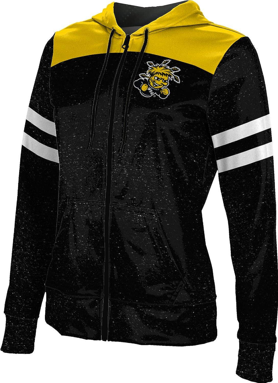 ProSphere Wichita State University Girls' Zipper Hoodie, School Spirit Sweatshirt (Gameday)
