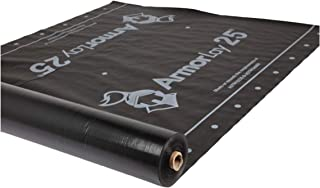 ArmorLay 25 Synthetic Roof Underlayment 4'x250' (Black)