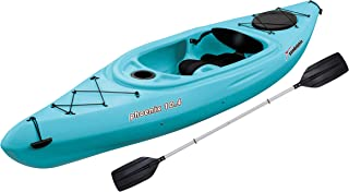 SUN Dolphin Phoenix 10.4 Fishing Holiday Vacation River Lake Sit-in Kayak, Paddle..