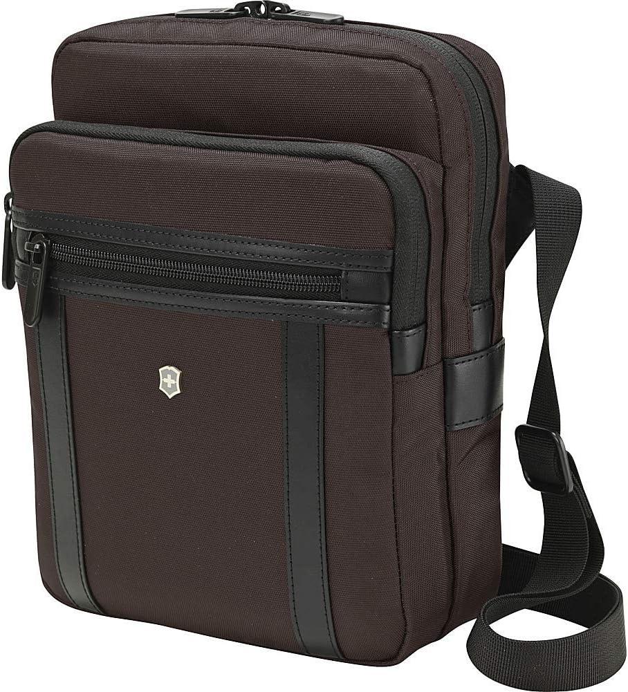 Victorinox Werks Pro 2.0 Crossbody Tablet Bag (Dark Earth)