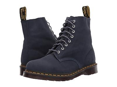 Dr. Martens 1460 Pascal Core (Ombre Blue Super Hi Suede Waterproof) Boots