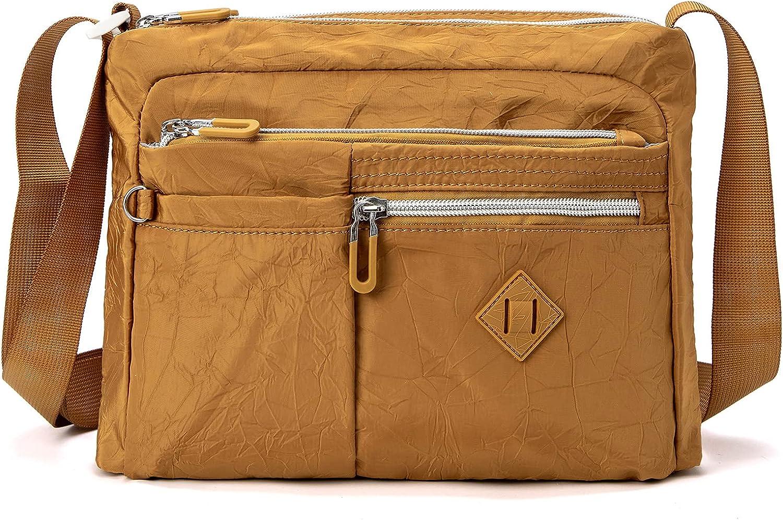 ETidy Crossbody Bag For Women Lightweight Casual Nashville-Davidson Mall Waterproof Shou Outlet ☆ Free Shipping