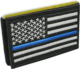 Slim Front Pocket USA Flag Tactical Patch Wallet