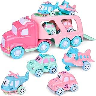 Best girl toy trucks Reviews