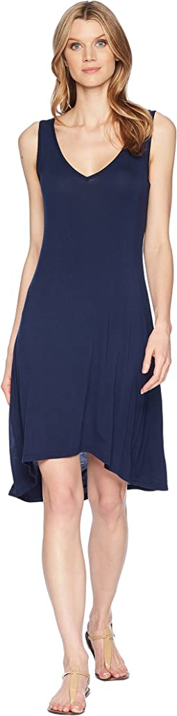 Stetson - 1578 Rayon V-Neck T-Shirt Sleeveless Dress