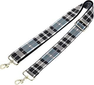 SHEING Purse Strap - Wide Woven Bag Strap - Adjustable Crossbody Guitar Strap Gift