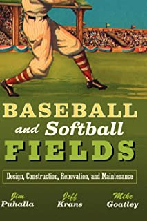 baseball field design construction