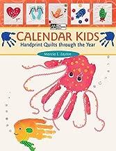 Calendar Kids: Handprint Quilts Through the Year
