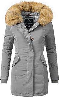 7247473ea991ed Marikoo Karmaa Cappotto Invernale da Donna XS-5XL 19 Colori XS-XXL