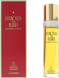 Elizabeth Taylor Diamonds And Rubies Eau De Toilette, 100 ml