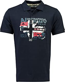 Geographical Norway Polo de Hombre Ketchup