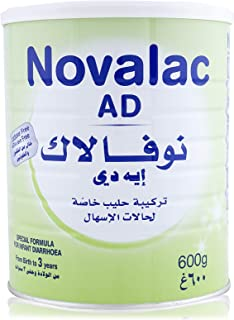 Novolac Ad Special Formula For Diarrhoea, From Birth To 3 Year, 600 gm