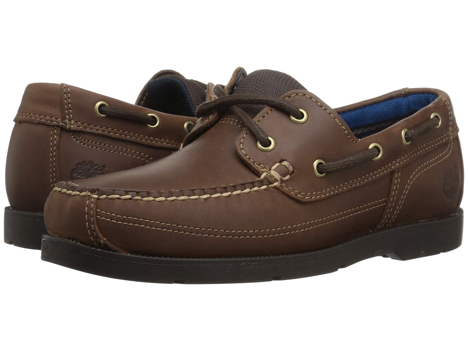 Shoe Oiled Cove Brown Full Grain Leather Boat Piper Timberland 5IxAYq1w