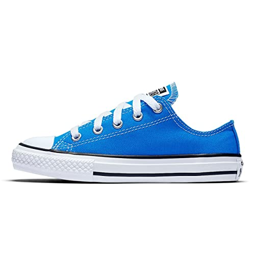 4f8599456c39 Kids Blue Converse  Amazon.com