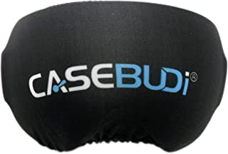 CASEBUDi Goggle Cover for Ski Snowboarding Motocross Paintball or Any Other Goggles