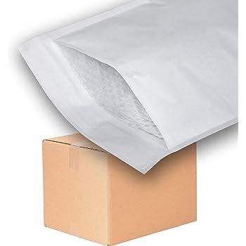 50 Enveloppes à bulles *MARRON* gamme PRO taille K//10 format utile 340x470mm