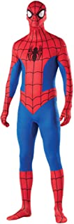 old man spiderman suit