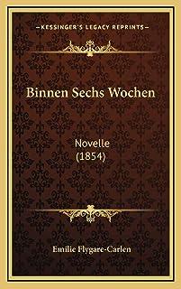 Binnen Sechs Wochen: Novelle (1854)