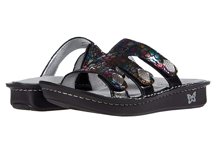 Alegria  Venice (Minnow Rainbow) Womens Sandals