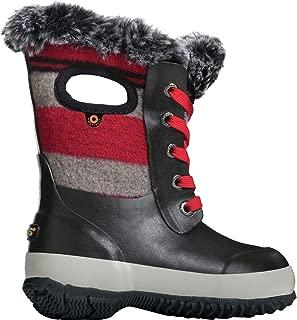 Arcata Stripe Boot Red Multi 12