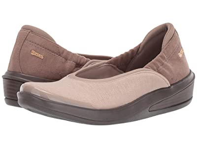 Bzees Malibu (Taupe) Women