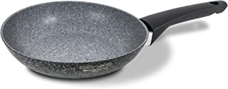 Moneta Sinfonia Frying Pan 24 cm also for induction, reinforced with mineral particles. Made in Italy