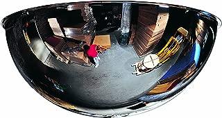 See All PV26-360 Panaramic Full Dome Plexiglas Security Mirror, 360 Degree Viewing Angle, 26