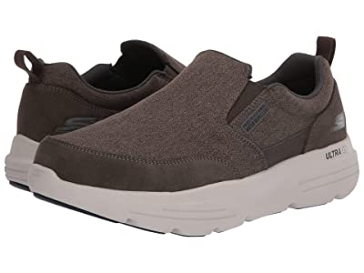 SKECHERS Performance Go Walk Duro (Khaki) Men