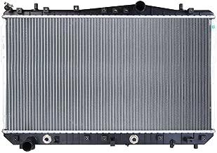 Prime Choice Auto Parts RK1109 New Complete Aluminum Radiator