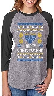hanukkah shirt womens