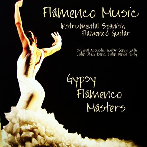 Flamenco Music - Instrumental Spanish Flamenco Guitar