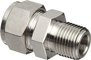 BRENNAN 6400-L-06-08-O Hydraulic Fitting 06MJ-08MORB Straight Long