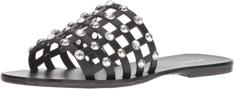 Aldo Womens Unterman Slide Sandal