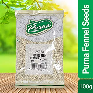 Purna Fennel Seeds - 100 gm