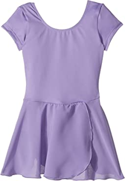 Cap Sleeve Skirted Leotard (Toddler/Little Kids/Big Kids)