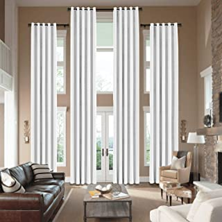 Best high curtains ceiling Reviews
