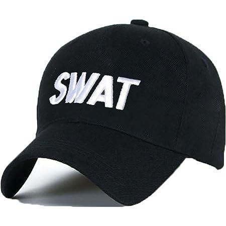 Casual Cotton Baseball Cap SWAT hat hats caps adjustable Snapback LA BOY GEEK WOLF