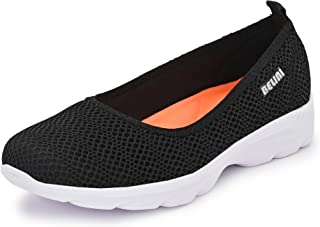 Belini Women's Black Running Shoes
