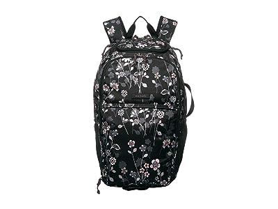 Vera Bradley Lighten Up Journey Backpack (Holland Bouquet) Backpack Bags