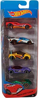 Hot Wheels, 2014 Track Aces 5-Pack
