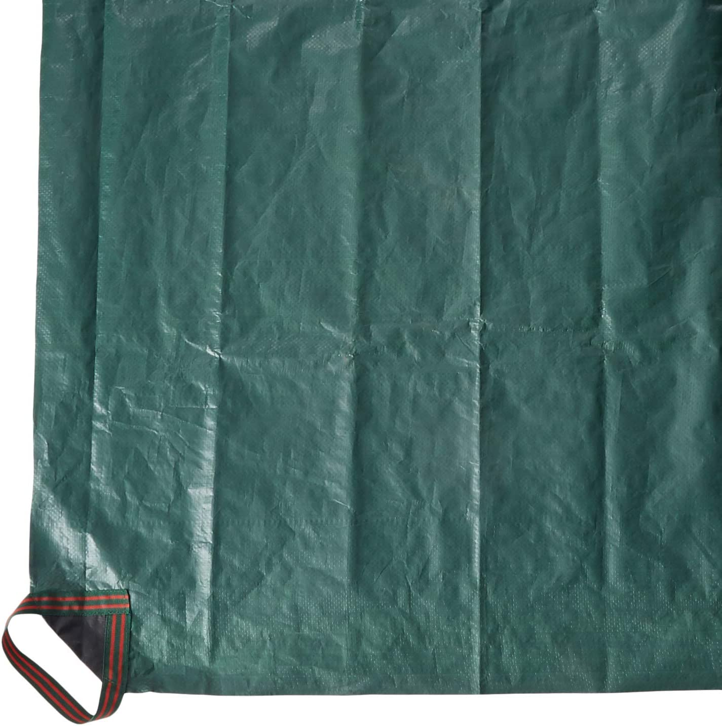 Bosmere Yard Waste Tarp With Corner Handles Green 84 x 84