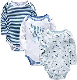 Pyjama Combinaisons en Coton Bébé Filles Garçons G