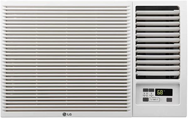 LG 12 000 BTU 230V Window Mounted AIR Conditioner With 11 200 BTU Heat Function