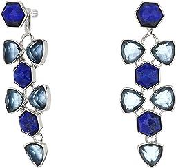 Vera Bradley - Geo Facets Convertible Earrings