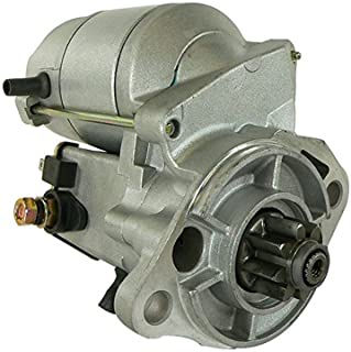 DB Electrical SND0691 Starter for Kubota Compact Tractor Models L3540, L3830, L39, L3940, L4240, L4330 and L4630