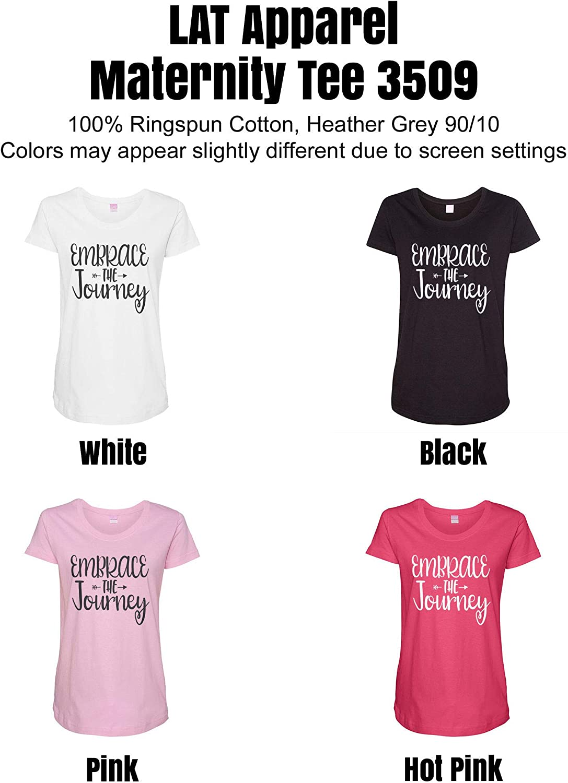 HARD EDGE DESIGN Women's Embrace The Journey T-Shirt