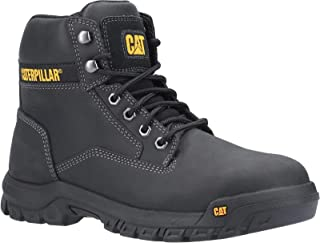 Caterpillar CAT Median Bottes de sécurité Noir S3 Pointure 39-47