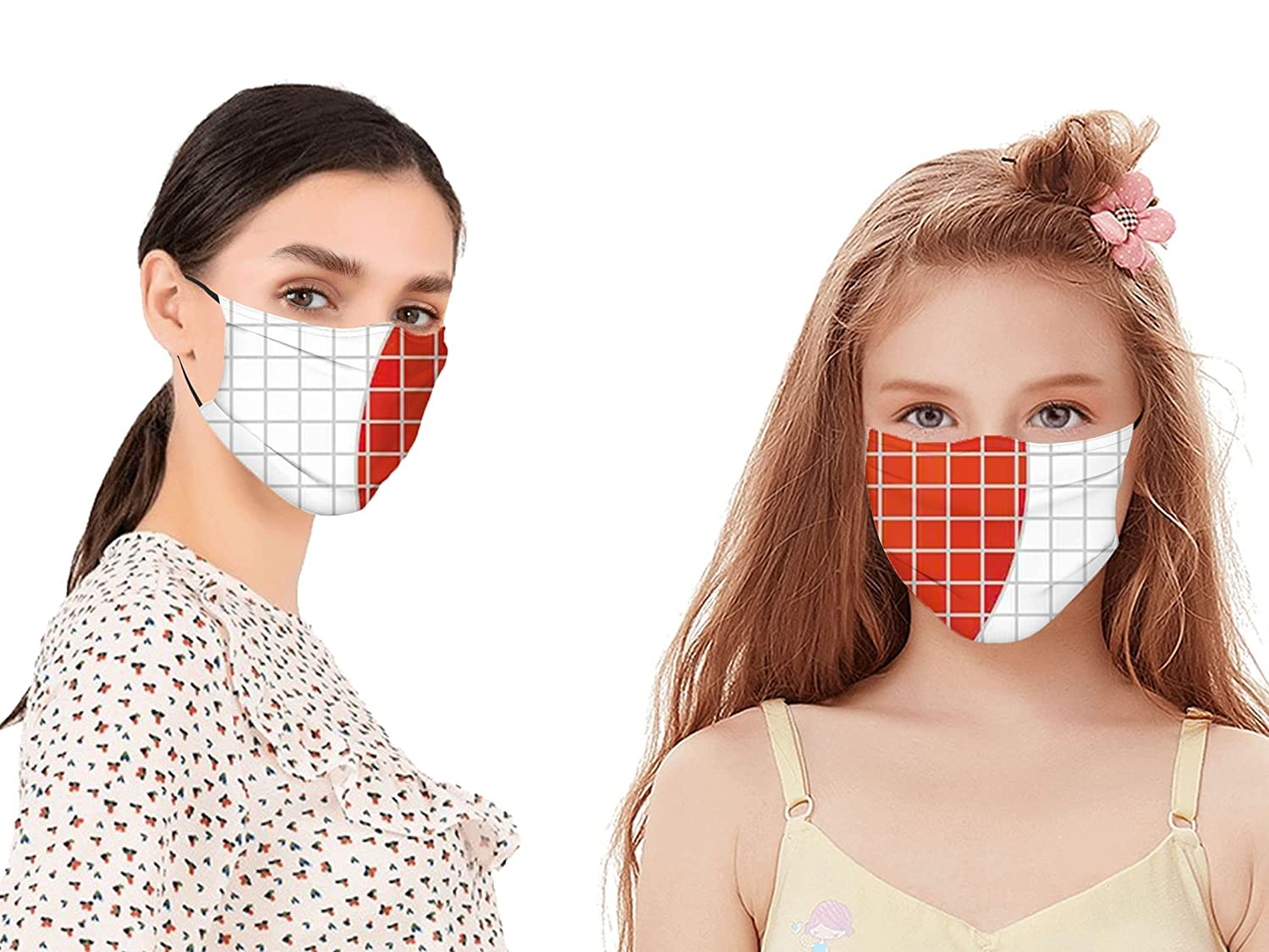 Comfortable Windproof mask Ranking TOP5 Mosaic National Japan Limited price sale of Flag Grunge