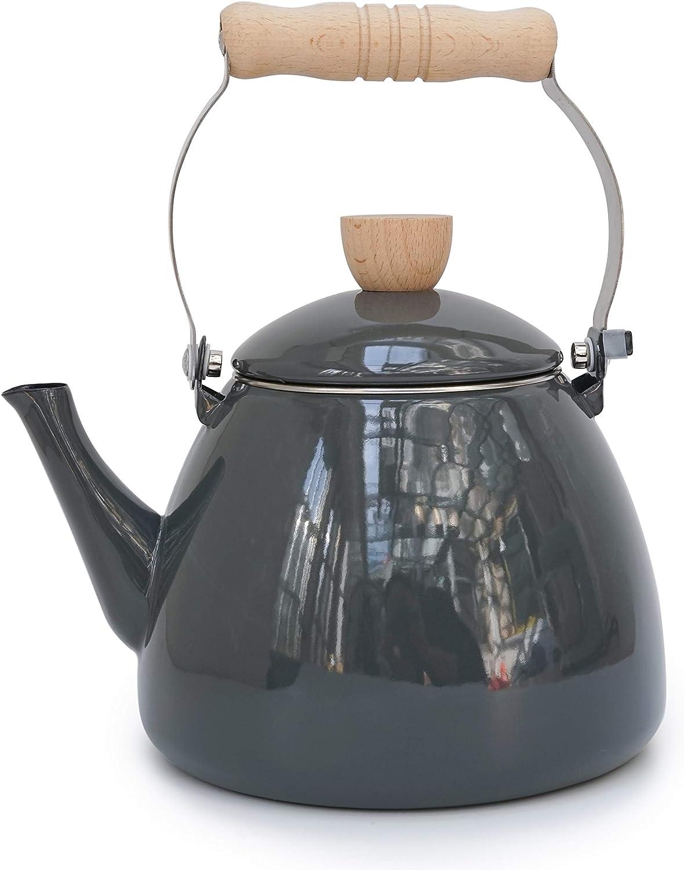 Café électrique Plateau chauffe-eau Bouilloire Thé Chaud Pot Portable Lait Warmer verre