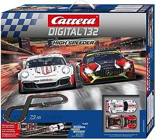 Carrera Digital 132-High Speeder Circuito de Coches (20030003)